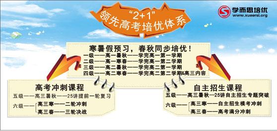 2012年高二寒假、春季招生简章